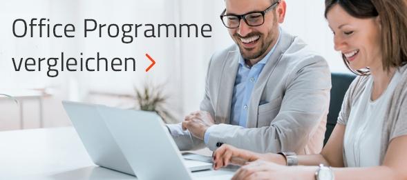 Office Programme Vergleich