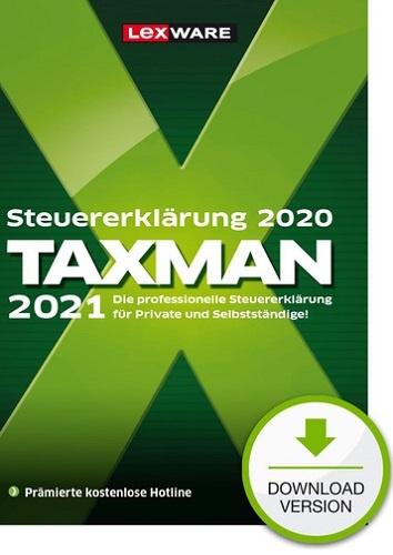 TAXMAN 2021 (für Steuerjahr 2020) Download