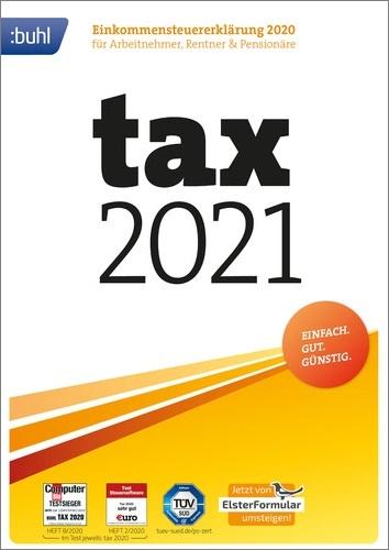 tax 2021 (für Steuerjahr 2020) Download